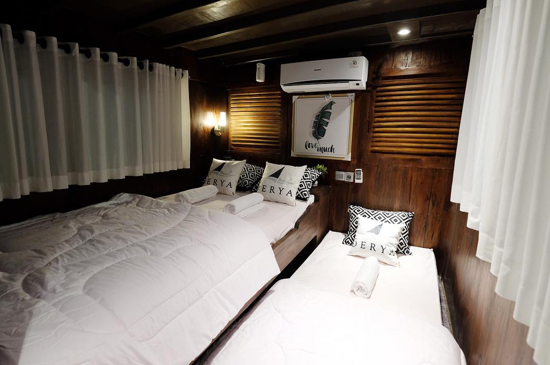 Sharing Cabin (3 person)